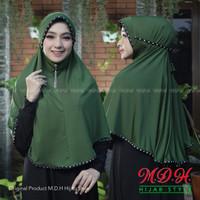 Terbaru Jilbab Hijab Instan Serut Polkadot