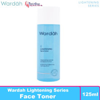 Toner Wajah Wardah Lightening Series Face Toner 125ml Original BPOM