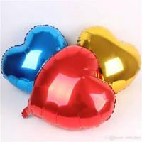 dewi.shop88#Balon foil love dan bintang Ukuran 40CM