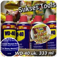 WD 40 333ml / Pelumas Serba Guna WD40 uk. 333 ml