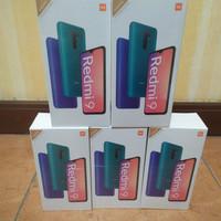XIAOMI REDMI 9 RAM 4/64 GB GARANSI RESMI NOREPACK