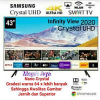 LED TV SAMSUNG 43INCH 43TU6900 Crystal UHD 4K Smart Tv New 2020