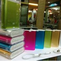 Power Bank Xiaomi 10400 mAh Powerbank 10400mAh Warna Metalik PB Murah