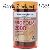 healthy care propolis 2000mg