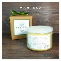 MANTECA Basil Pesto Butter 250 gr OCTOBER 2020