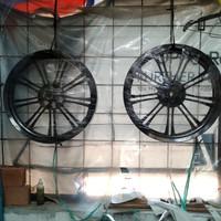 Velg Motor Ring 17 Model Sportster Double Disk
