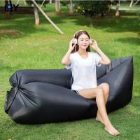 kursi angin sofa malas kasur angin air inflatable matras lipat kemah