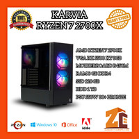 Pc Gaming/Editing Amd Ryzen 7 2700X RX5500XT 8GB 8GB 120GB 1TB - 8 gb