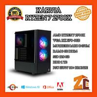 Pc Gaming/Editing Amd Ryzen 7 2700X RX 570 4GB 8GB 120GB 1TB