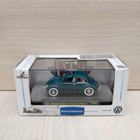 M2 DIECAST VW BEETLE DELUXE EUROPEAN MODEL 1967