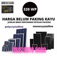 solar panel cell surya Bio Solar module 320wp 320 wp MONO