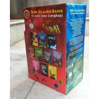 Paket Seri Jelajah sains ( 10 buku ) - zikrul