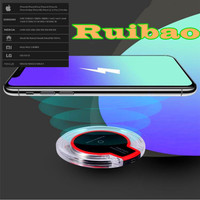 Wireless Charging / FAST Charging Device   Android / iPhone Support