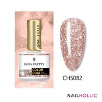 Born pretty glitter nail gel polish. Kutek gel gliter