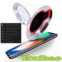 Qi Wireless Charging / FAST Charging Device   Android / iPhone Support