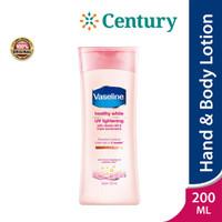 Vaseline Healthy White Skin Whitening Lotion (New) 200ML / Handbody