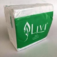 tissue LIVI ECO multipurpose 150s kotak