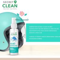SECRET CLEAN HELMET DISINFECTANT 100ML