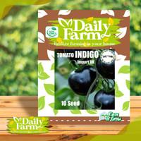 Daily Farm - Benih Bibit Tomato indigo Tomat Ungu Repack Import