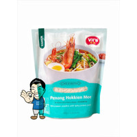 Vit's Makanan Penang Hokkien Mee Noodles- Mi Ramen Rasa Udang 360 gr