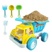 Mainan Mobil Truck Pasir No.LP2 - Mobil Truck Pasir