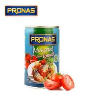 Pronas Sarden Makarel Saus Tomat 155gr