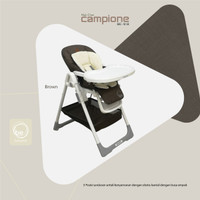 High Chair Baby Elle Campione BE 918