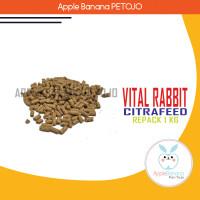 Makanan Kelinci VITAL RABBIT REPACK 1Kg - Pelet Kelinci Citrafeed