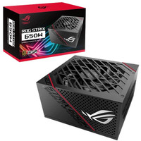 Power Supply ASUS ROG STRIX 650G - 650W 80+ GOLD FULLY MODULAR
