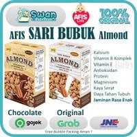 Afis Sari Bubuk Almond