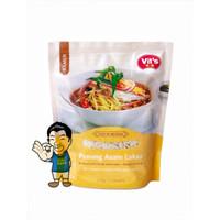 Vit's Makanan Penang Asam Laksa Noodles-Mi Ramen Rasa Asam Laksa 440 g