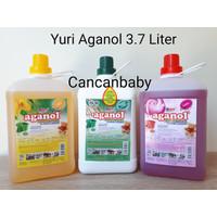 Yuri Aganol Floor Cleaner 3.7 L Cairan Pembersih Lantai 3,7 Obat Pel