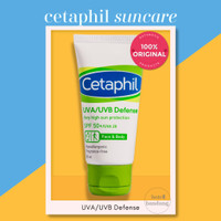 Cetaphil UVA/UVB Defense SPF 50 Sunblock UVA UVB 50ml 50 ml