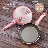 PERO FRYPAN PINKY 24CM