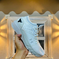 "UNDER ARMOUR HOVR x The Rock Project 2""TripleWhite"""