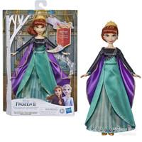 Boneka Disney Princess Anna Frozen 2 Singing Lagu Something Never Doll