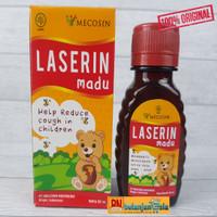 Laserin Madu Syrup 60 ml - obat batuk anak