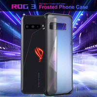 Asus Rog Phone 3 Frosted Matte Case Casing ROG PHONE 3 Clear Hardcase