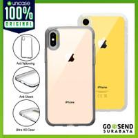 Case iPhone XS Max / XS X / XR OCTAGUARD Dual Full Clear Casing