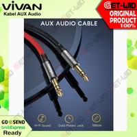 Kabel Aux Audio Hi-Fi 100cm AUX01
