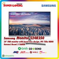 Monitor SAMSUNG 24inc S24R35 Promo Gaming Murah
