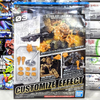Customize Effect 1/144 Burst Image Ver Orange