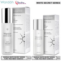 Serum Wardah White Secret Series Pure Treatment Essence ORI - 50ml