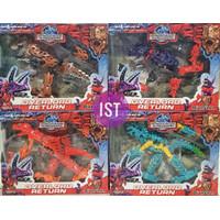 Mainan Dinosauur Kigdom Overlord Return Bianshen No.168-71B