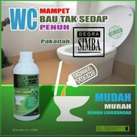 Pembersih Toilet Bau Tidak Sedap - Degra Simba