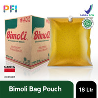 MINYAK GORENG BIMOLI 18L BAG POUCH