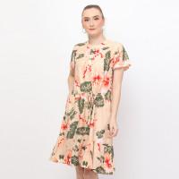 Daily Wear Adinata Batik Aura Dress