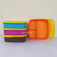 Tupperware Lolly Tup Set (isi 4 warna) Kotak Makanan