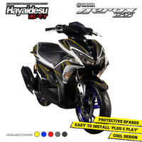 Hayaidesu AEROX Gold Edition Full Set Body Protector Cover