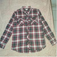 Queen beer flannel shirt